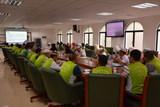 广州市伊协举办穆斯林义工培训班