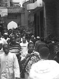 走进广州小东营清真寺 黑人穆斯林